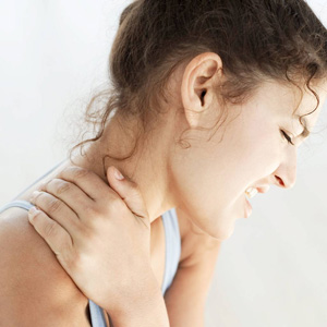 ac joint may be the cause of your neck pain